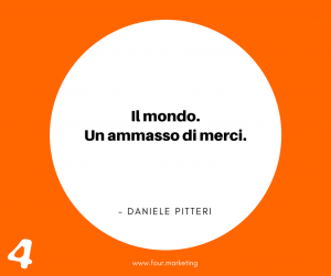 FOUR.MARKETING - DANIELE PITTERI