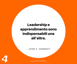 FOUR.MARKETING - JOHN F. KENNEDY
