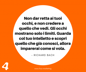 FOUR.MARKETING - RICHARD BACH