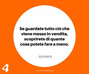 FOUR.MARKETING - SOCRATE