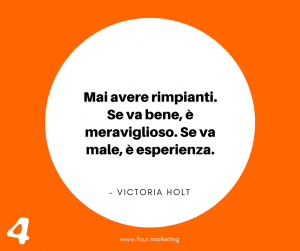 FOUR.MARKETING - VICTORIA HOLT