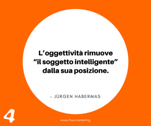 FOUR.MARKETING - JURGEN HABERMAS