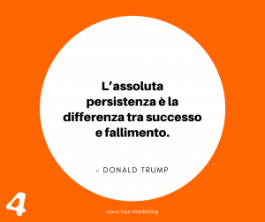 FOUR.MARKETING - DONALD TRUMP