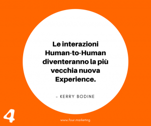 FOUR.MARKETING - KERRY BODINE
